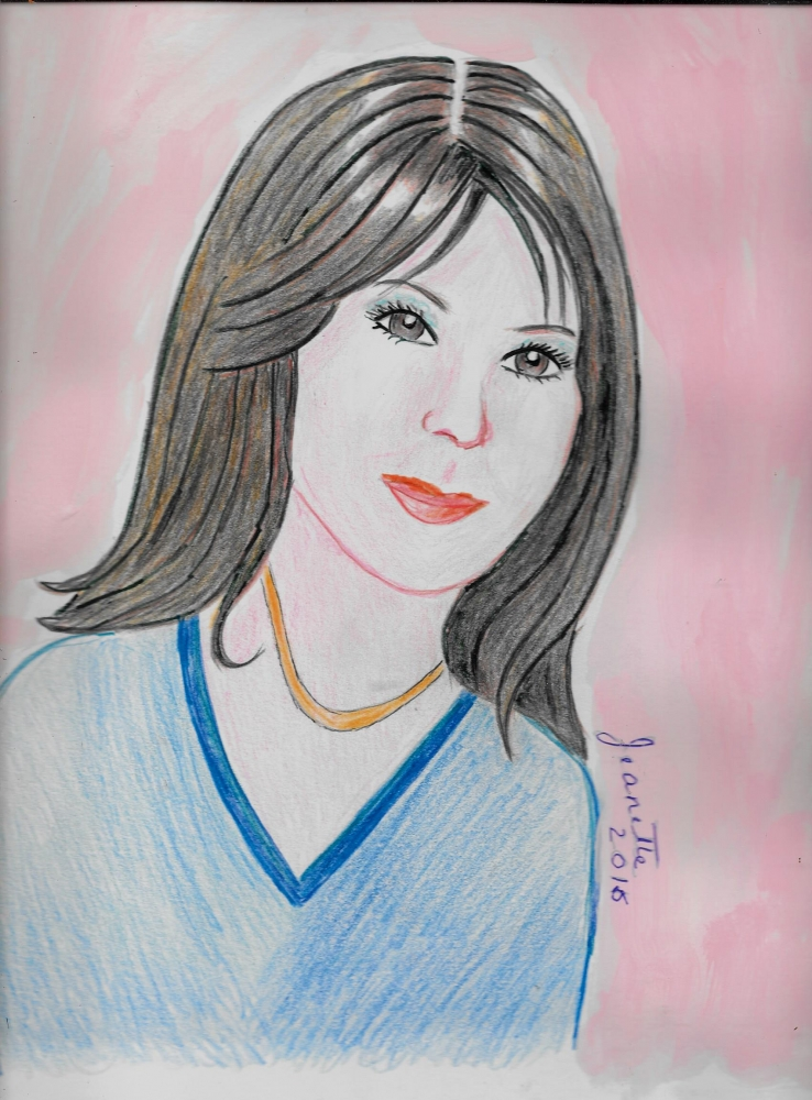 Marlo Thomas by Jeanette